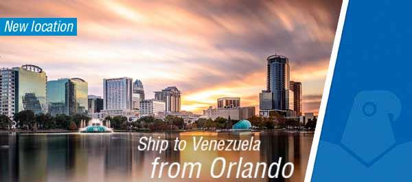 tealca orlando ship to venezuela