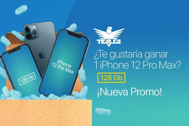 Tealca Promo Iphone